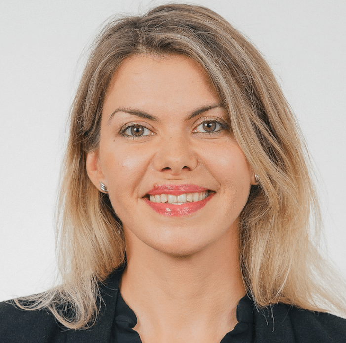 Aneta Milek, clinic operations manager