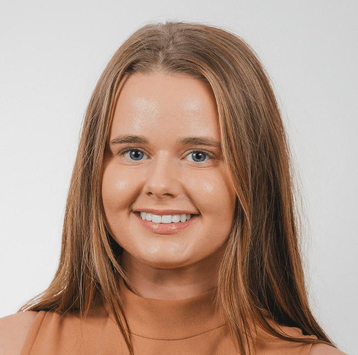 Lydia Vincent, associate client advisor and brand ambassador