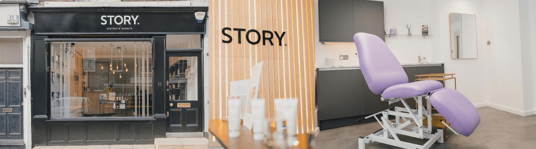 STORY's beautiful Marlylebone clinic