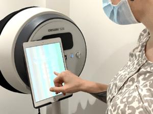 BOX OBSERV 520 personalised skin care routine skincare skin scan analysis STORY Marylebone aesthetics clinic