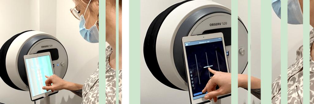 OBSERV 520 Skin Analysis Consultation Skin Scan Free at STORY Marylebone